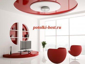 Натяжные потолки: Фрязино, Пушкино, Ивантеевка, Щелково - натяжные потолки без переплат!
